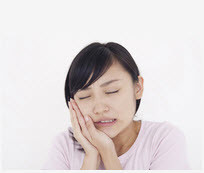 歯の痛みで何もしなくても痛い、寝れない位痛い