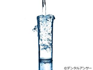 口臭予防と水の取り方